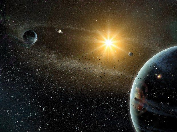 Астрономия: как создана земля и другие планеты