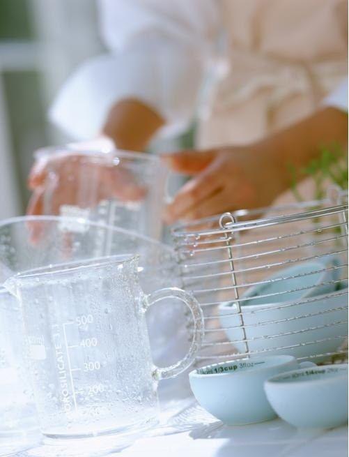 Для чего нужно мыть посуду
