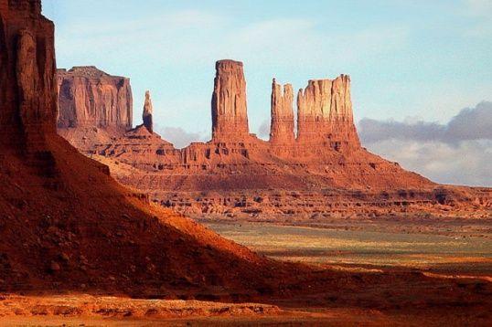 Достопримечательности сша: долина монументов