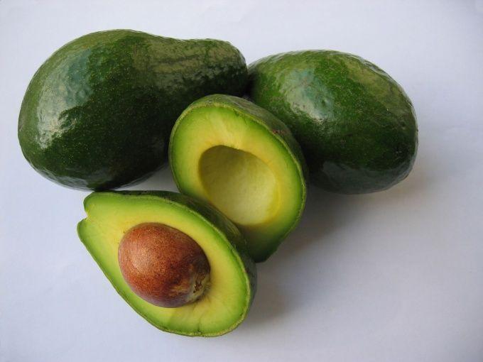 Как чистить авокадо