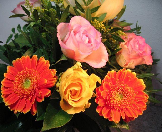 Как дарить цветы: забытые секреты