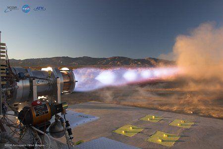 Как делают ракетный двигатель