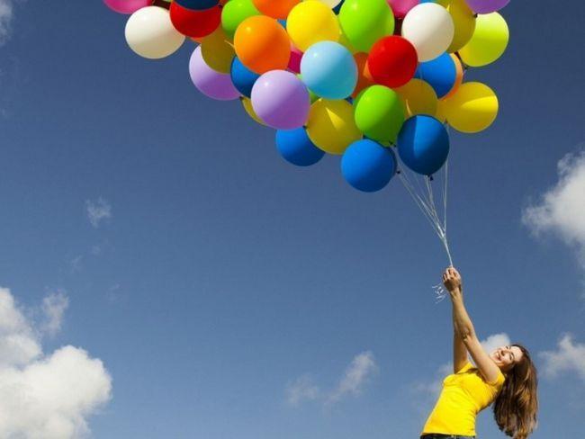 Как делают воздушные шары