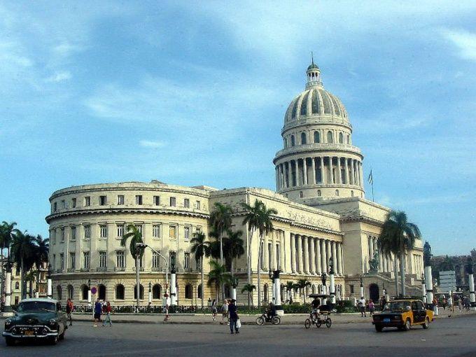 Как долететь до Кубы