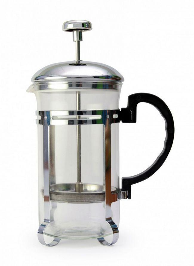 Как готовить кофе во френч прессе