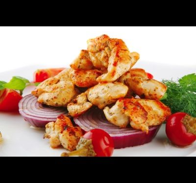 Как готовить курицу для цезаря