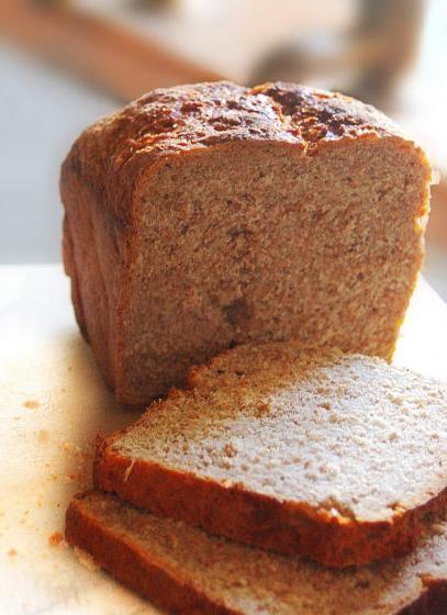Как испечь ржаной хлеб