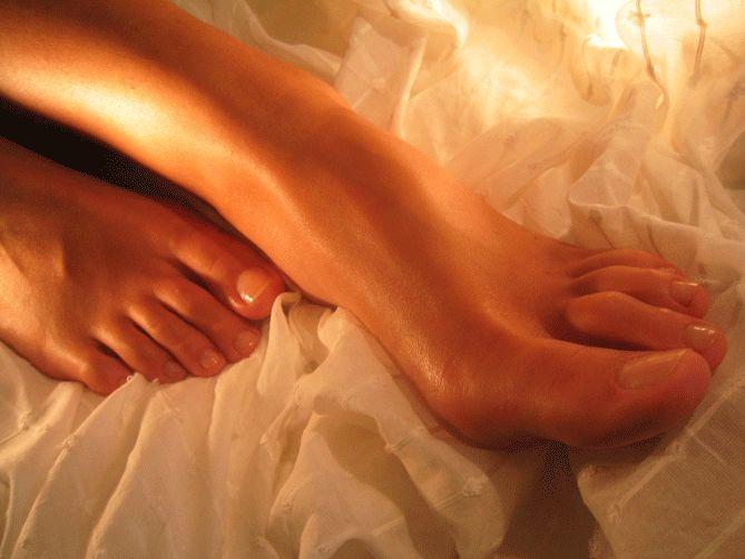 Как избавиться от косточек на пальцах ног