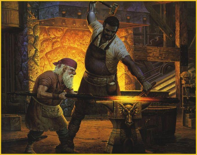 Как ковать железо