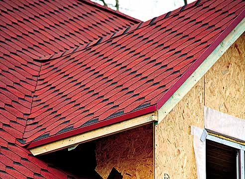 Как крыть крышу