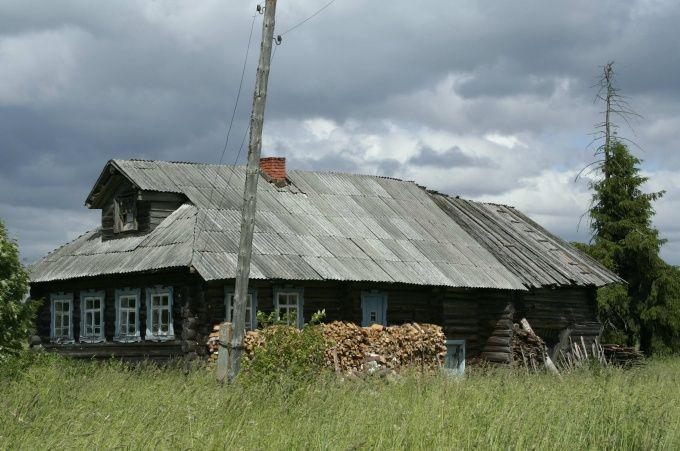 Как купить дом в деревне