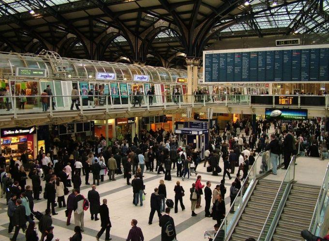 Как купить железнодорожные билеты