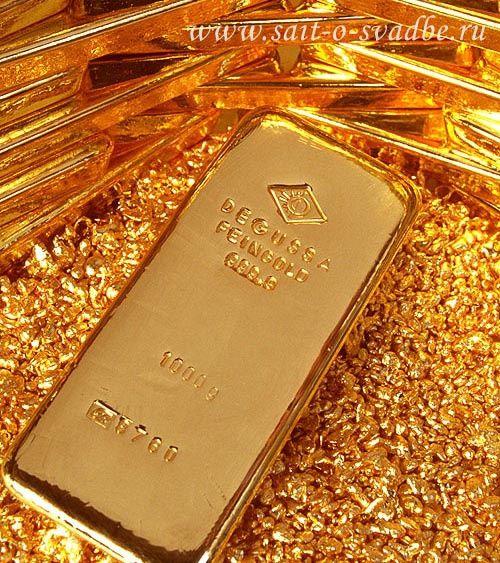 Как найти золото