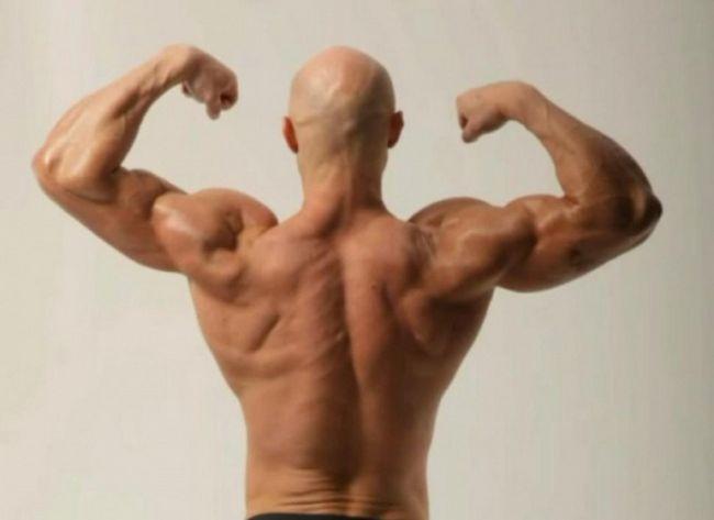Как накачать мышцы: программа