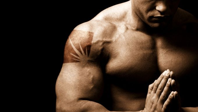 Как накачать нижние грудные мышцы