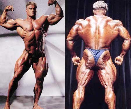 Как накачать все мышцы тела