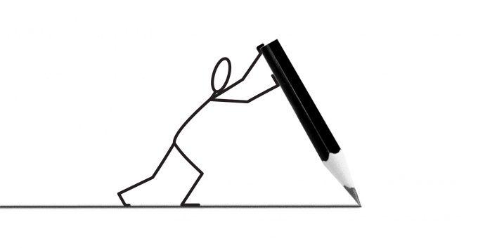 Как нарисовать прямую линию