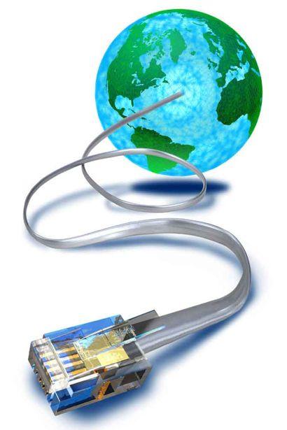 Как настроить скорость интернета