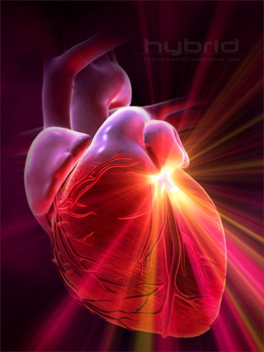 Как очистить сердце