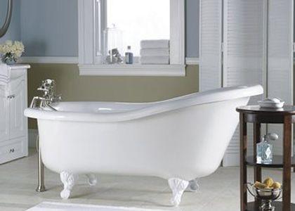 Как отремонтировать ванну