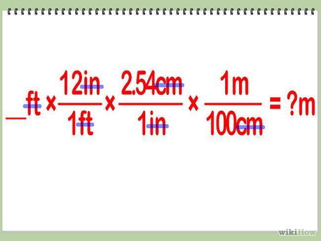 Как перевести футы в метры