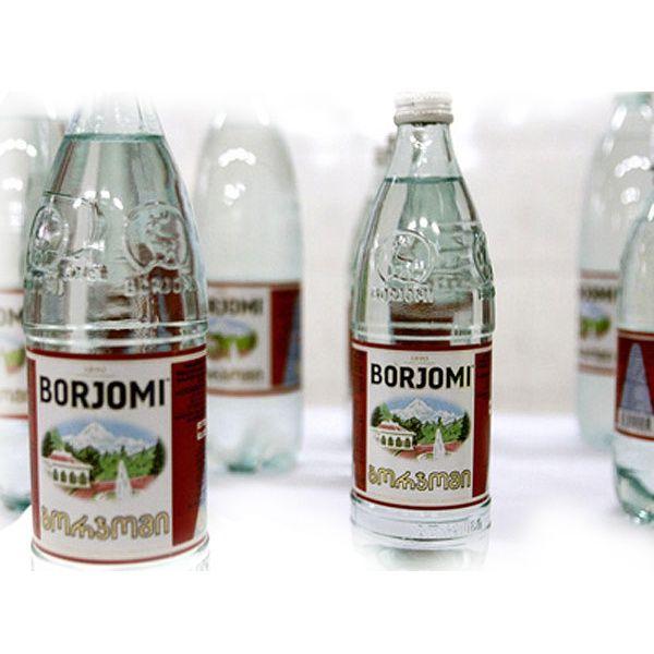 Как пить боржоми