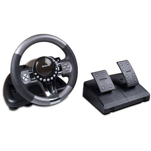 Как подключить руль и педали к компьютеру