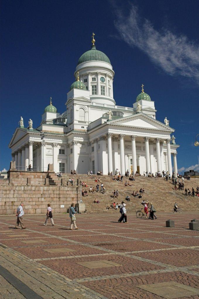 Как получить финскую визу в санкт-петербурге