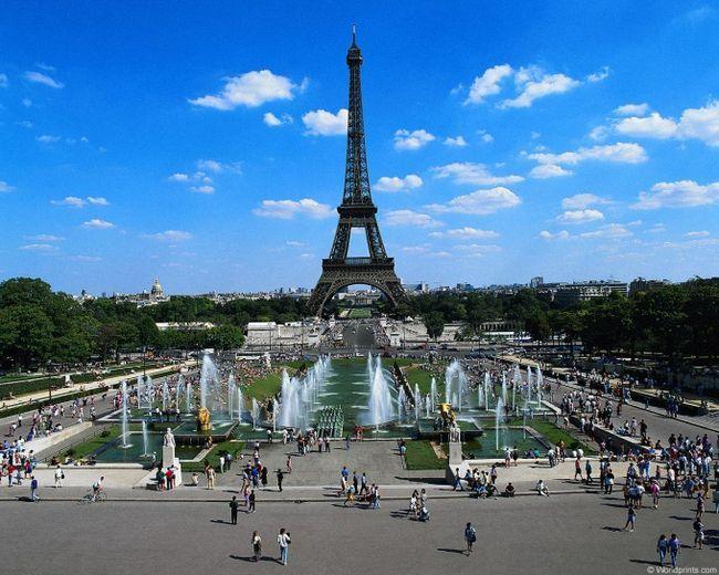Как получить французскую визу
