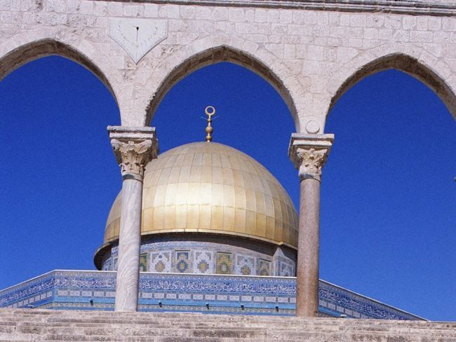 Как попасть в иерусалим
