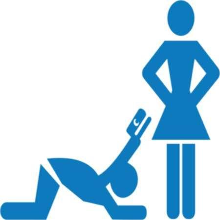 Как поставить мужа на место