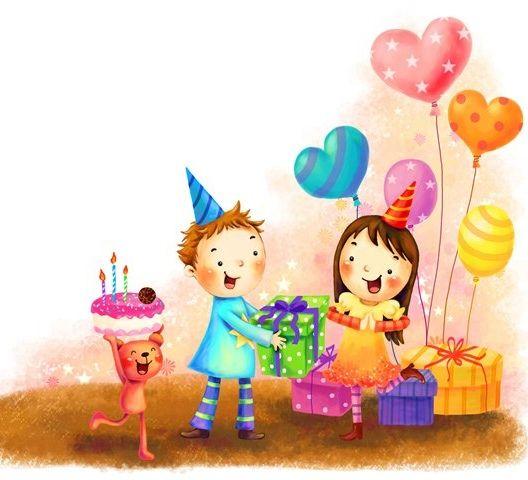 Как поздравить друга с днём рождения
