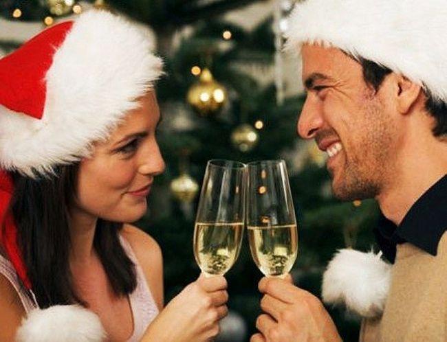 Как поздравить парня с новым годом