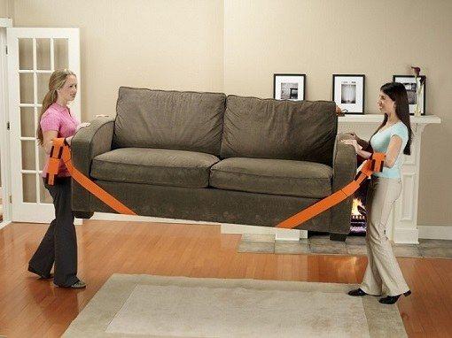 Как правильно переехать в новую квартиру