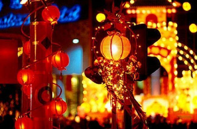 Как праздновать китайский новый год