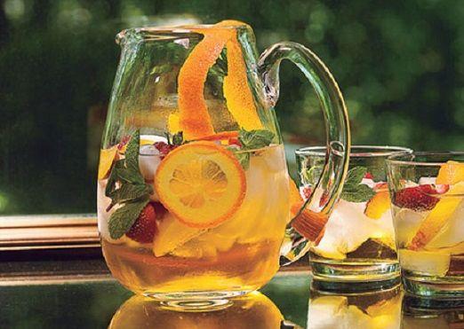 Как приготовить освежающие алкогольные напитки