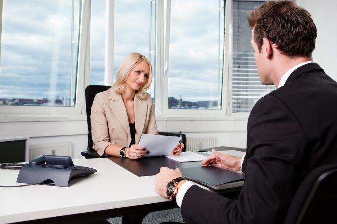 Как проходить собеседование на работу