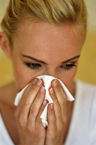 Как промывать нос солью