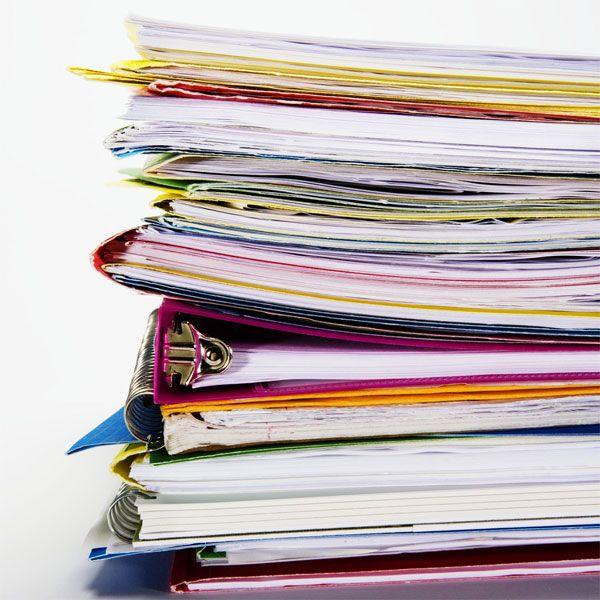 Как прошнуровать документ