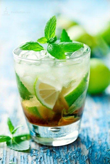 Как просто сделать алкогольный коктейль мохито