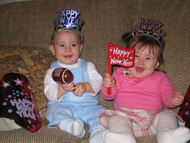 Как провести детский новый год