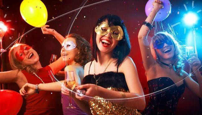 Как провести оригинальный новый год