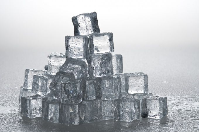 Как растопить лёд
