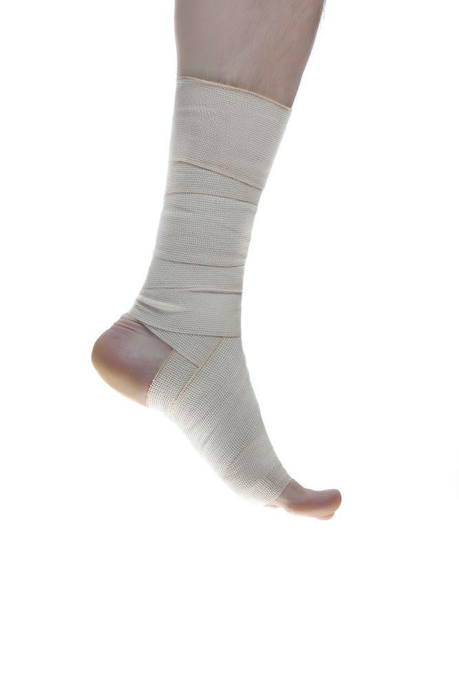 Как разрабатывать ногу при переломе лодыжки