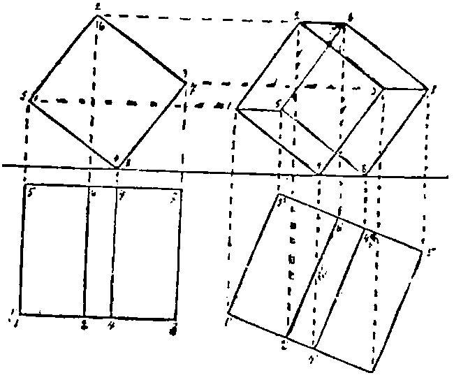 Как сдать начертательную геометрию