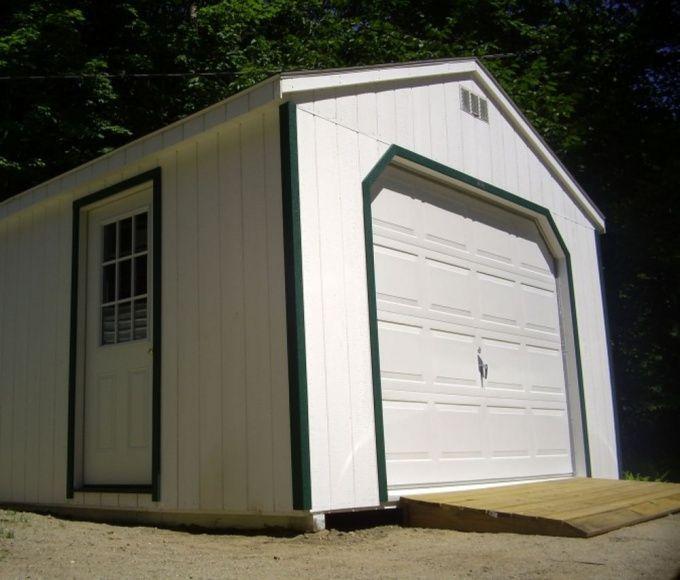 Как сделать гараж