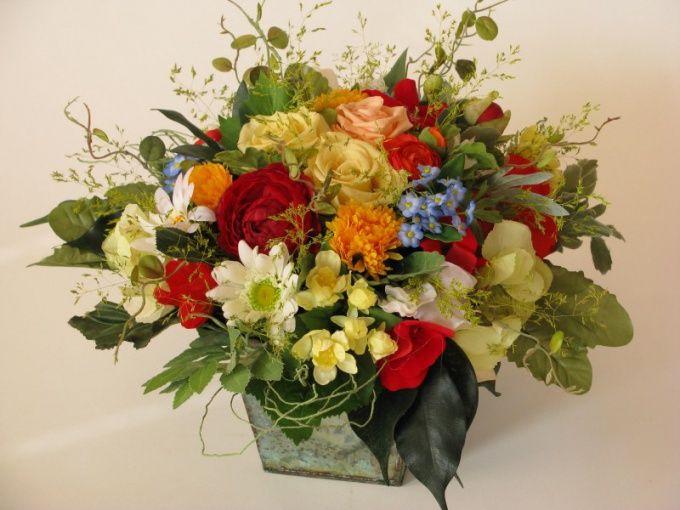 Как сделать искусственные цветы