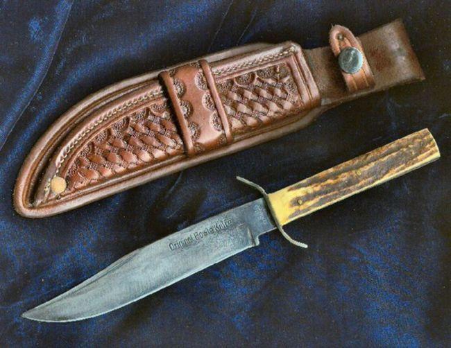 Как сделать качественный нож своими руками