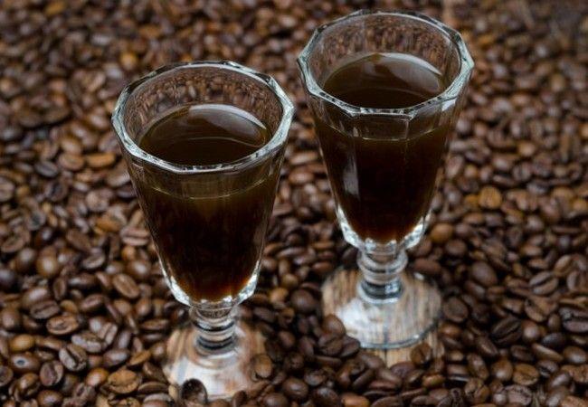 Как сделать ликер из кофе и коньяка