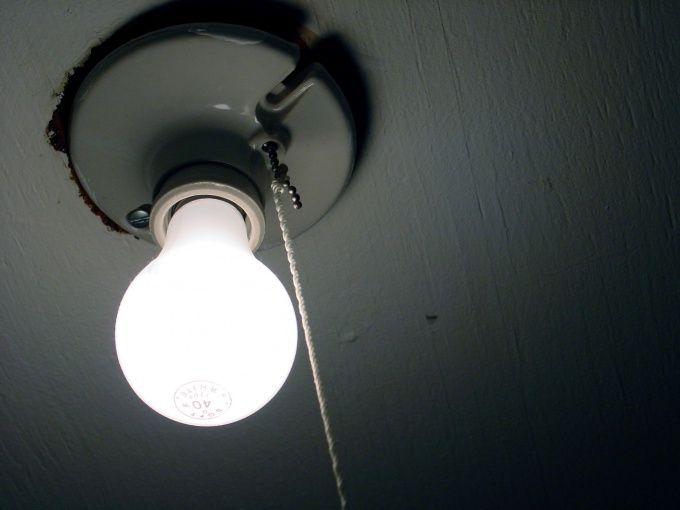 Как сделать освещение
